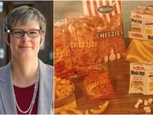 Janis Thiessen is a University Of Winnipeg professor and author of Snacks: A Canadian Food History