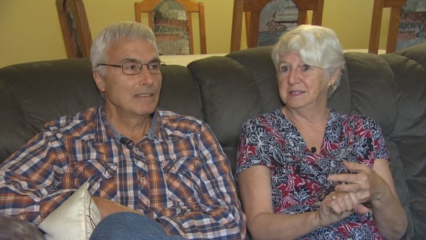 John and Betty Dzioba say their stay at Playa Dorada Beach Resort was marked by 'crappy conditions,' including a fire that knocked out a generator in a nearby building, ongoing power outages, toilets that didn't flush and a loud buzzing noise in their room.