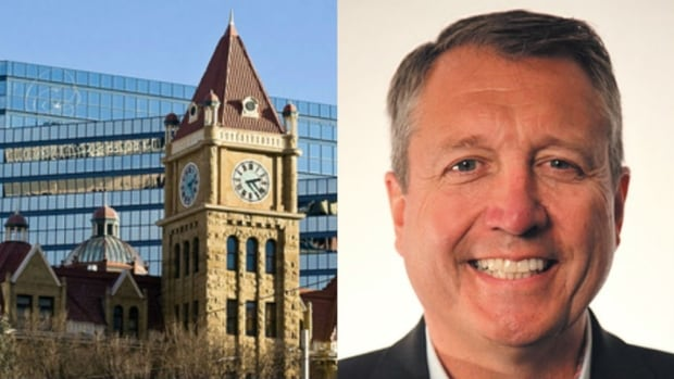 Documents show Bill Smith, who is running for mayor of Calgary as the business friendly candidate, faced an asset seizure related to his professional corporation earlier this year.