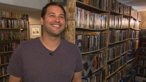 Adam Malik has put his 25-year-in-the-making movie collection up for sale on eBay.
