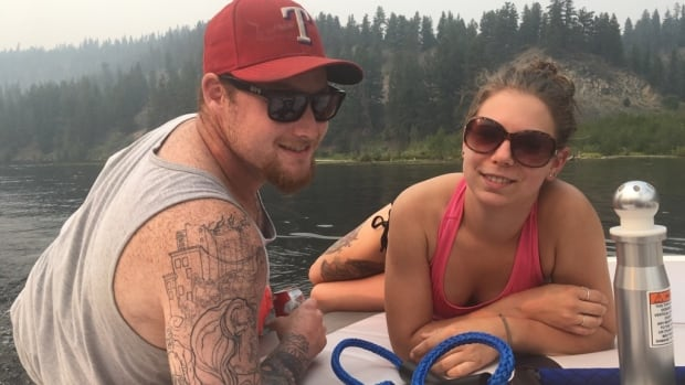 Jordan McIldoon died following a mass shooting in Las Vegas on Sunday. He was 23 years old.