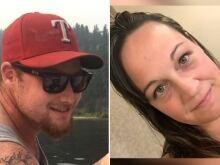 Jordan McIldoon, left, died following a horrific mass shooting in Las Vegas on Sunday.