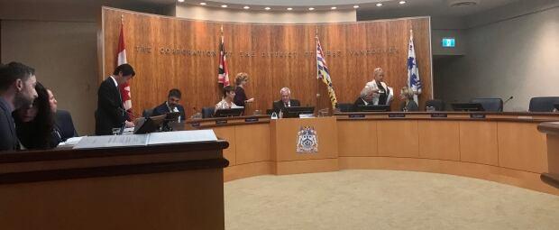 West Vancouver council