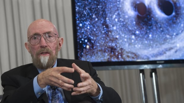 LIGO co-founder Kip Thorne, one of three researchers to win the 2017 Nobel Prize in Physics, spoke in 2016 about the first time scientists observed ripples in the fabric of space and time, called gravitational waves.