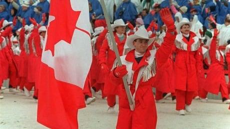 Canada Calgary 1988 Olympic Uni