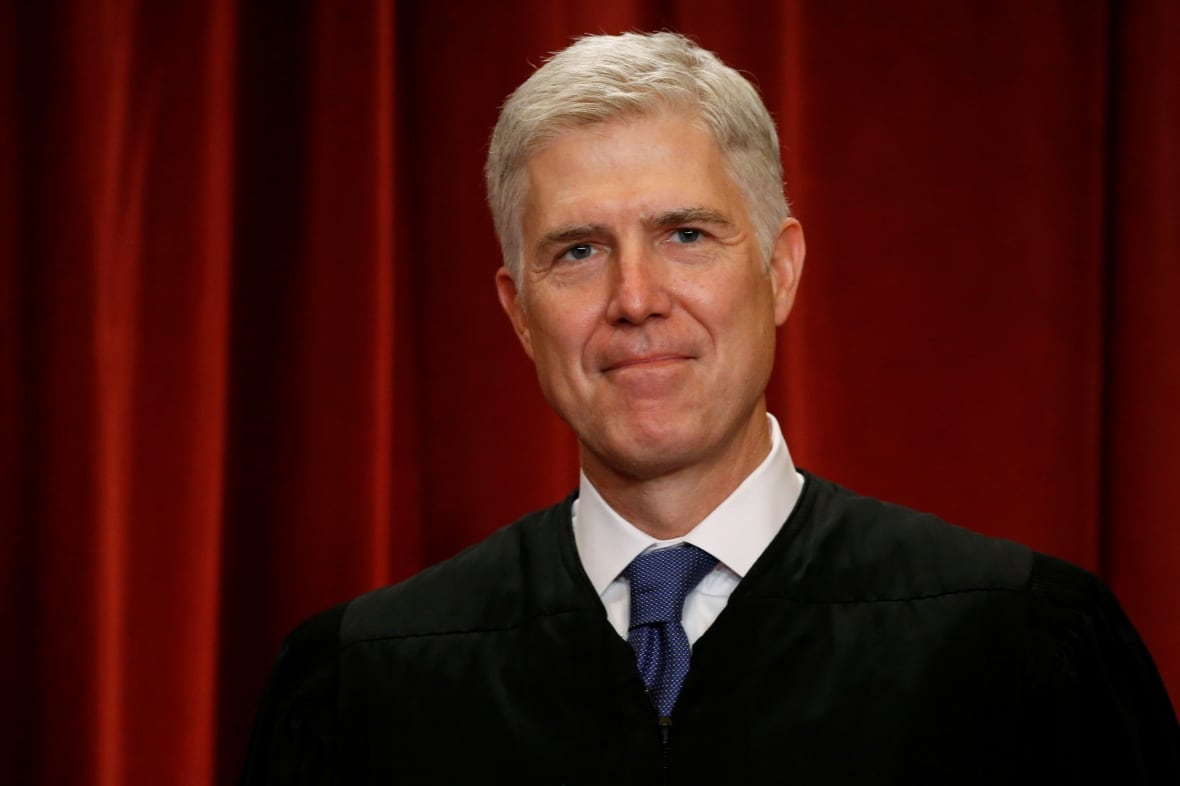 U.S. Supreme Court Justice Neil Gorsuch, the most recent appointee, could be the decider on some consequential cases before the court during the current session.(Jonathan Ernst)