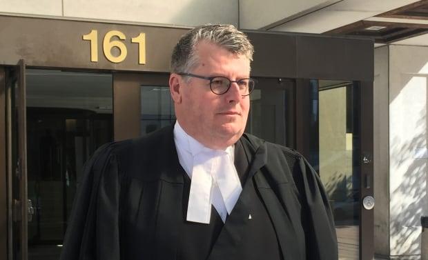 Jeffery Richardson Crown attorney Borutski Ottawa courthouse Oct. 3 2017