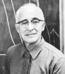 George Wald 1970 CBC Massey Lecturer