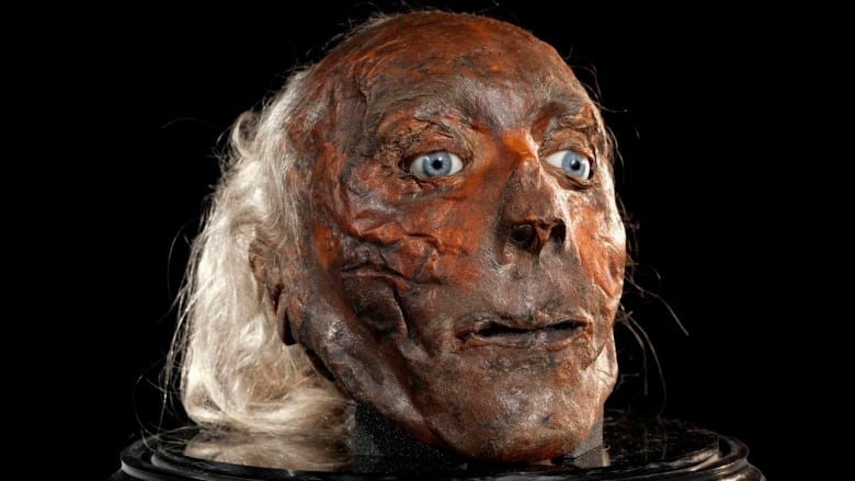 Why philosopher Jeremy Bentham's severed, stolen, and poorly