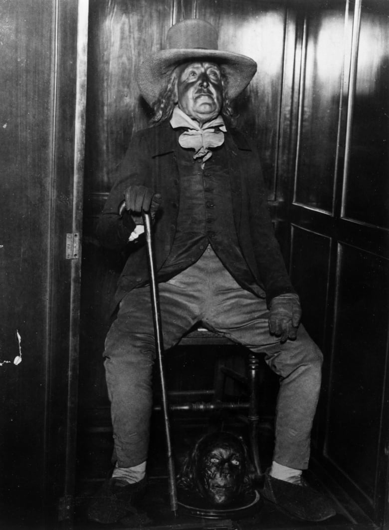 Image result for Bentham's body