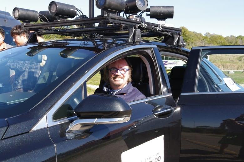 Waterloo region a leader of driverless car industry