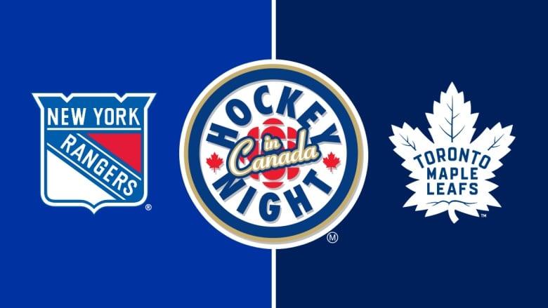 Hockey Night in Canada: Rangers vs. Maple Leafs