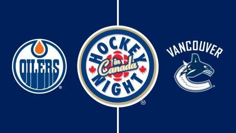 HNIC Edmonton vs Vancouver