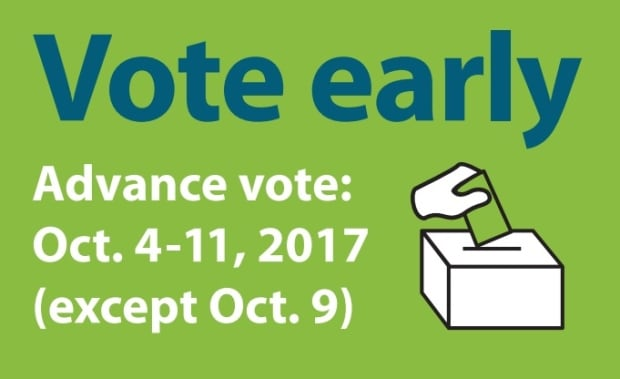 Calgary advance vote
