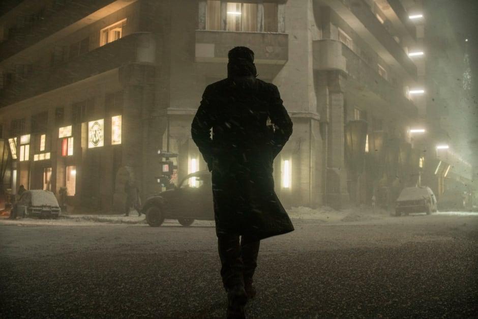 Blade Runner 2049 Snow