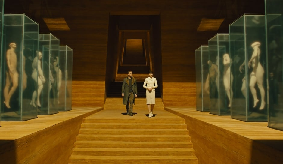 Blade Runner Replicant Showroom