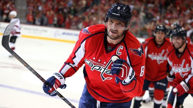 cab5206d7 Alex Ovechkin's 33 goals last season were his fewest in an 82-game season  since 2010-11, and now the Washington Capitals need him to up the ante  after ...
