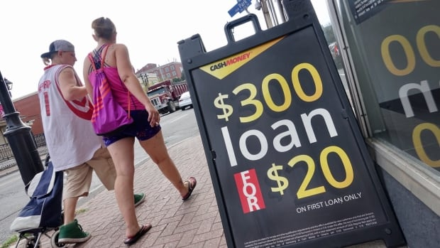 Ottawa's Montreal Road has 15 payday lenders.