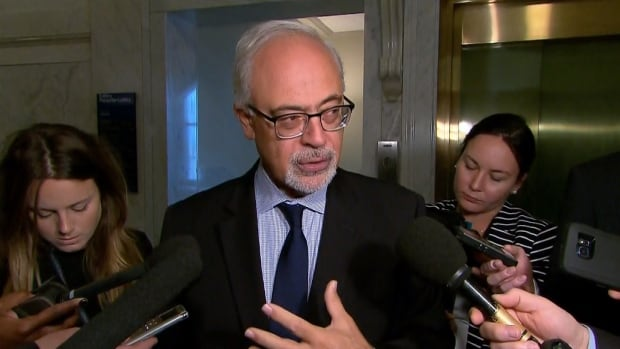 Quebec Finance Minister Carlos Leitao says the province is ready to impose a sales tax on online businesses, with or without the help of the federal government.