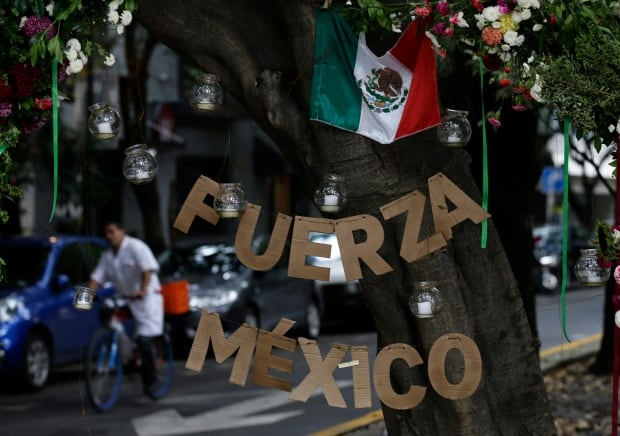 Search ends for Mexico City quake victims