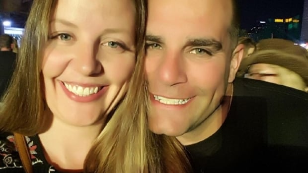 Steve Arruda and his wife, Elaine, were attending the Route 91 music festival in Las Vegas when gunfire erupted on the grounds.