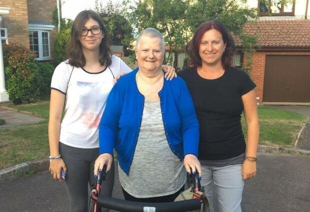 Heather Doherty, Patricia Nicholls, Julia Doherty