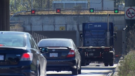 Premier hints at plan to twin Metro Vancouver's Massey Tunnel