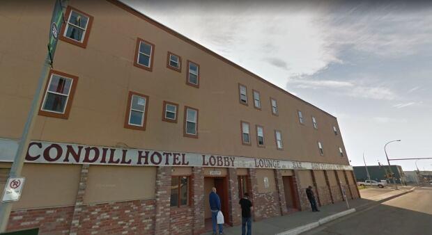 Condill Hotel, Fort St. John