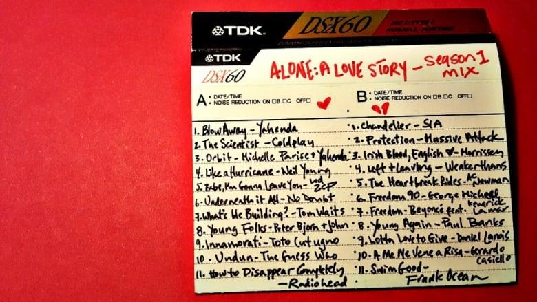 Season 1 Mixtape Alone A Love Story Cbc Radio