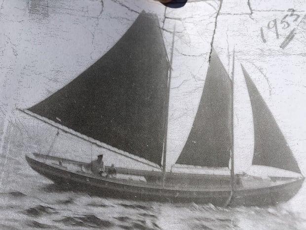 Wawaloon schooner 1953