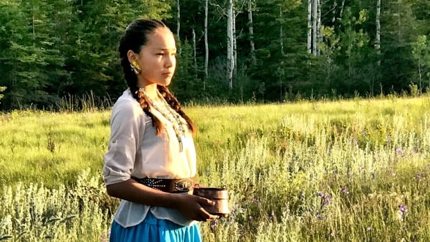 13 year old Autumn from Wikwemikong Unceded Reserve, has been recognized as a water protector. She is youth advocate for clean and sacred waters has been nominated for the International Children's Peace Prize.
