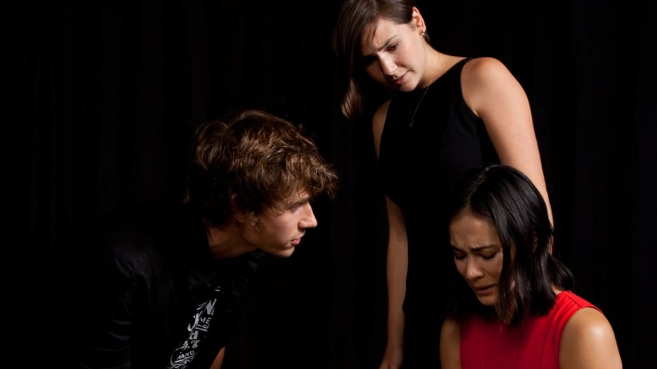 The interactive play Far From the Heart is coming to Sudbury, Ont. this weekend. The actors play out the events leading up to a sexual assault. Then the audience helps change the outcome when scenes are repeated.