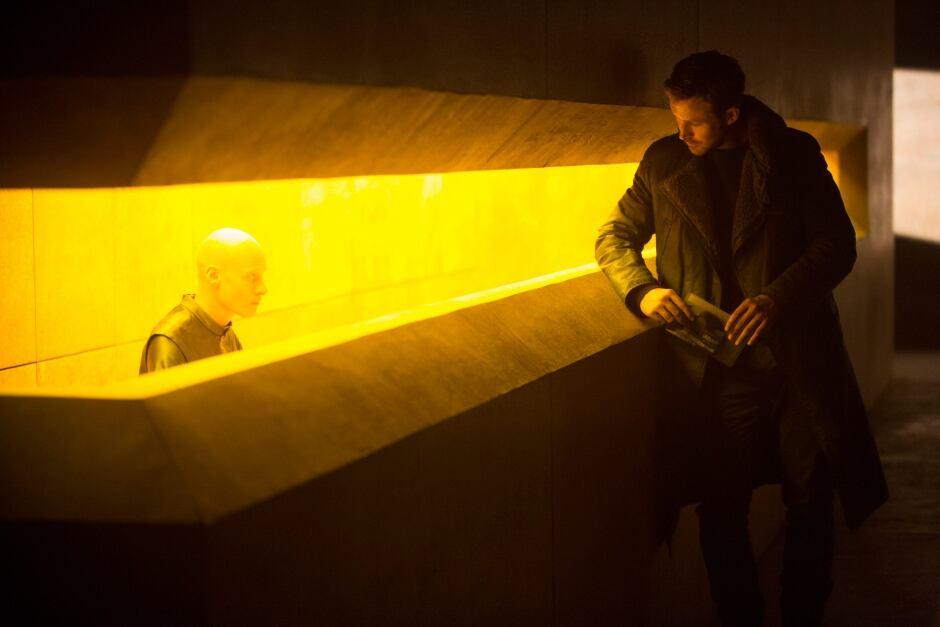 Blade Runner yellow