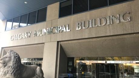 Calgary 6155 city hall municipal building
