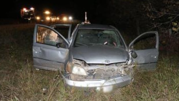 Texting to blame in highway collision, RCMP says