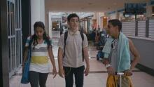Rupture stars first time teen actors