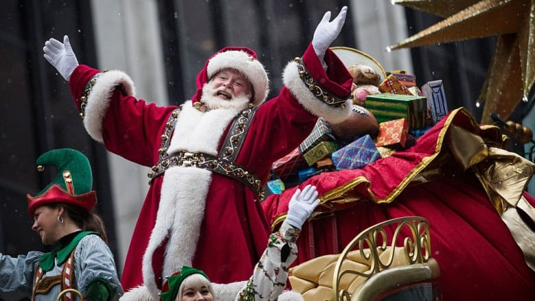 Vancouver Christmas Parade.Vancouver S Santa Claus Parade Faces Cancellation Due To