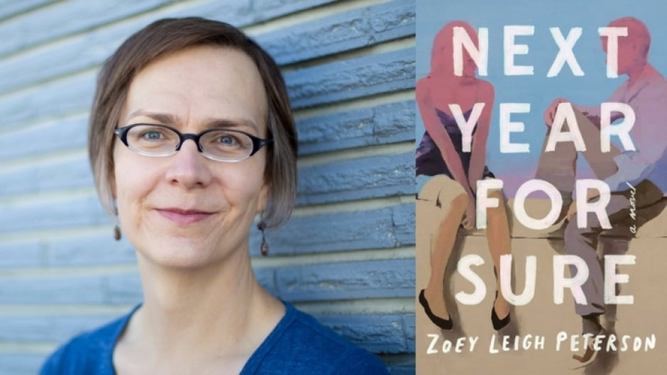 Zoey Leigh Peterson is the author of Next Year, For Sure.