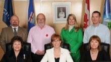 Chestermere city council