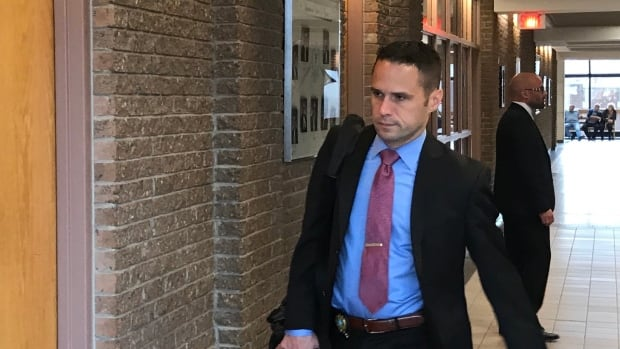SQ Sgt. Mathieu Bouchard said the railway's U.S. executives, supervisors of the three accused in the Lac-Mégantic disaster, refused to meet him until they were legally obliged to by the terms of a mutual legal assistance treaty.