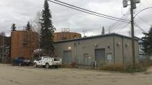 Dawson City water plant