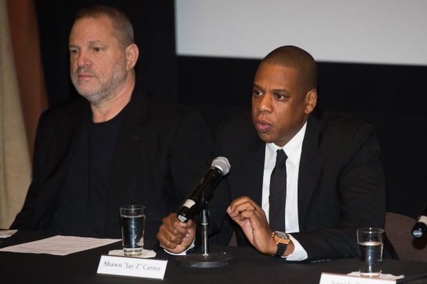 Jay Z and Spike TV Press Conference