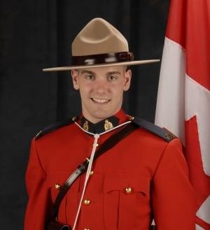 RCMP Const. Doug Scott