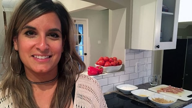 Myriam Porrazzo started the Dinner Mumspiration Facebook group with just 10 friends because she wanted it to feel comfortable, without members shaming each other.