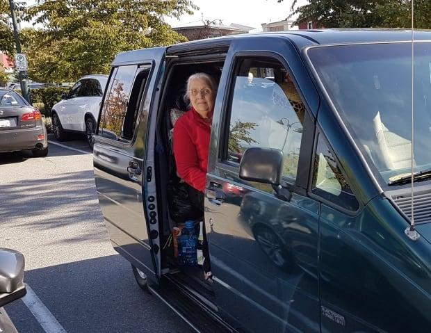 Alexi's Van