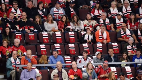 Senators Ticket Struggles Haven't Gone Away