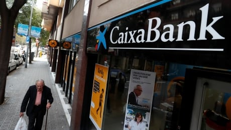 SPAIN-POLITICS/CATALONIA-CAIXABANK