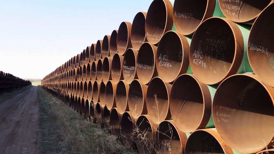 The Energy East pipeline would have stretched from Alberta to an export terminal in New Brunswick, and could have carried up to 1.1 million barrels of crude oil per day.