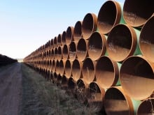 Activist Michael Foster says he deliberately broke the law by turning off a valve of the Keystone pipeline in North Dakota because he felt action was necessary.