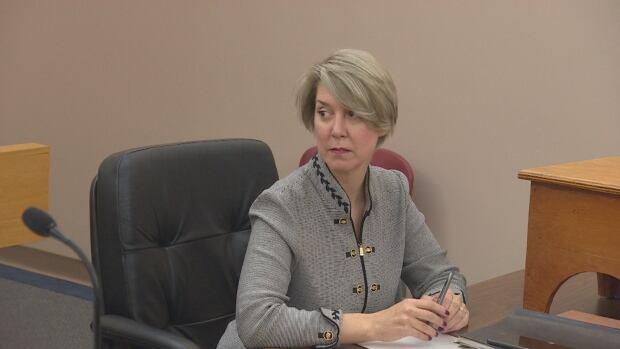 Crown Prosecutor Trisha McCarthy